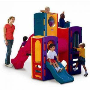 Gran Parque Infantil Multiactividades