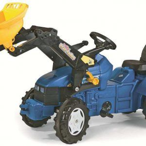 Tractor New Holland Junior con Pala