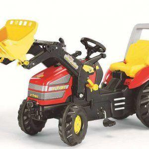 Tractor X-TRAC con Pala