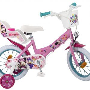 BICICLETA MINNIE 14″