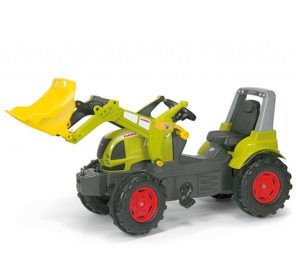 tractor class arion 430 con pala 3