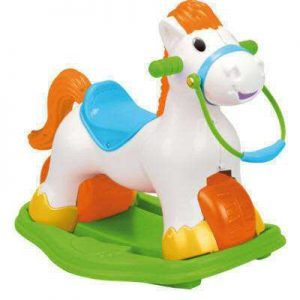 Correpasillos Balancin Pony