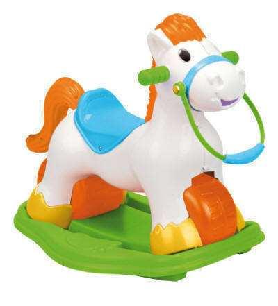 Correpasillos Balancin Pony 3