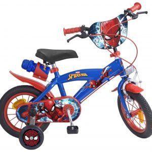 BICICLETA SPIDERMAN 12″