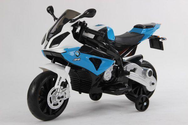 BMW 12V S/H SPEED S1000RR BLUE 3