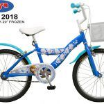 Bicicleta Frozen 20″