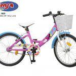 Bicicleta Soy Luna 20″