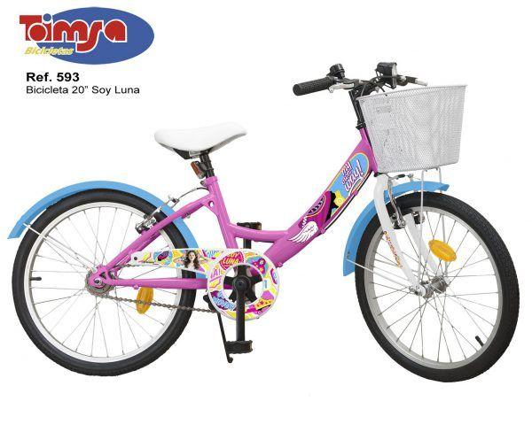 "Bicicleta Soy Luna 20"" 3"