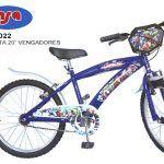Bicicleta Los Vengadores 20″