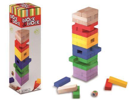 BLOCK & BLOCK COLORES 3