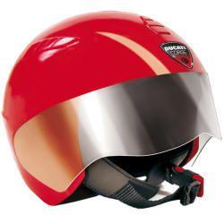 Casco de motocicleta infantil Ducati