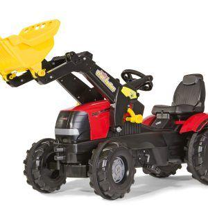 Tractor Case III Junior con Pala