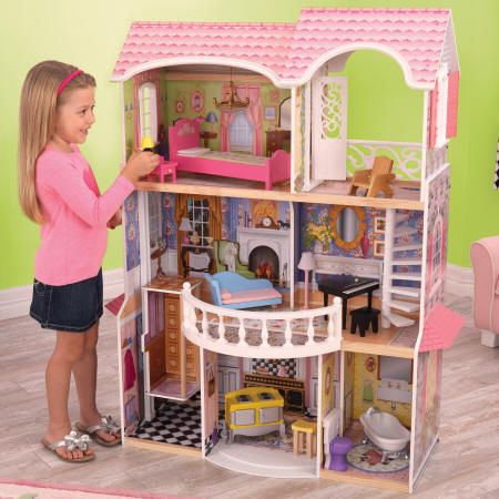 KIDKRAFT MANSION MAGNOLIA 65839 3