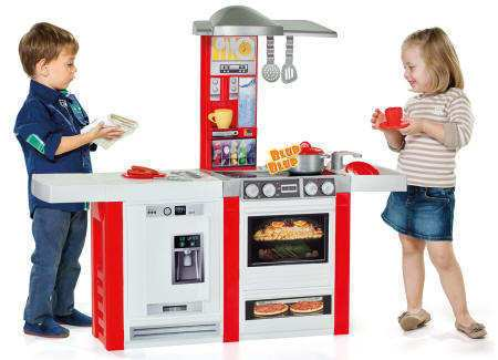 Master Kitchen Electronic Molto Roja 3