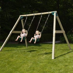 Columpio Infantil Masgames Kata Doble
