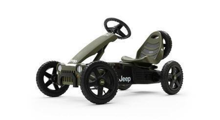 KART DE PEDALES BERG JEEP ADVENTURE 3