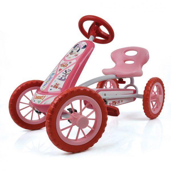 Kart a pedales Minnie Turbo 10 3