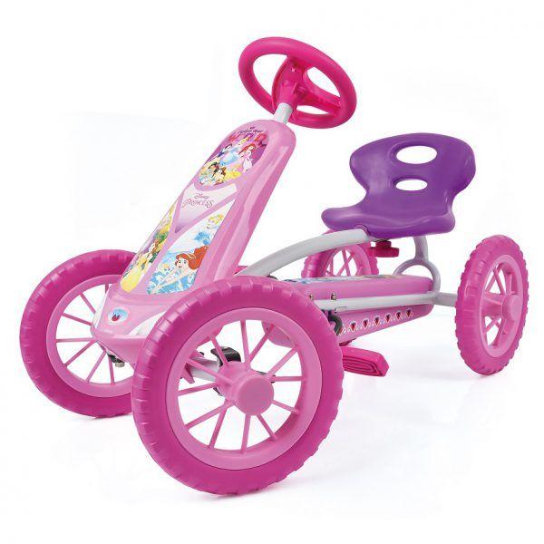 Kart a pedales Princess Turbo 10 3