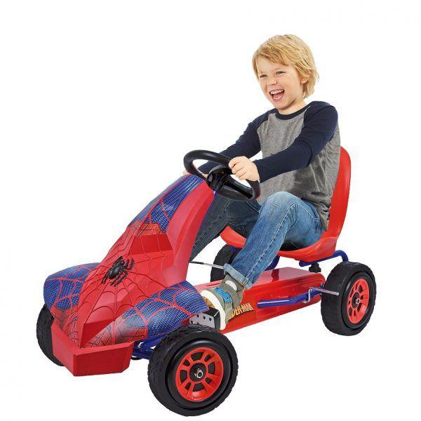 Kart a pedales Spiderman 3
