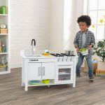 KIDKRAFT LITTLE COOK WORK STATION 53407