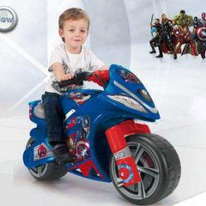 MOTO WIND AVENGERS 6V