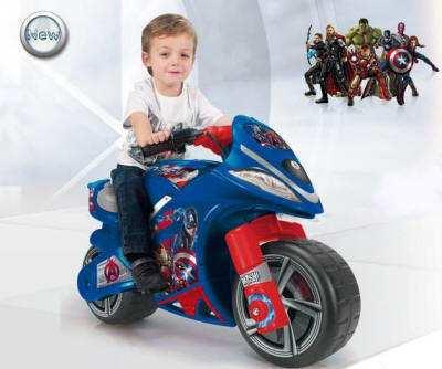 MOTO WIND AVENGERS 6V 3