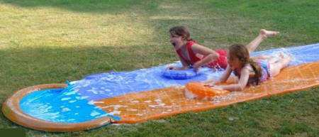 RACING WATER SLIDE 3
