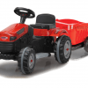 Tractor Power Drag 12V con remolque 2