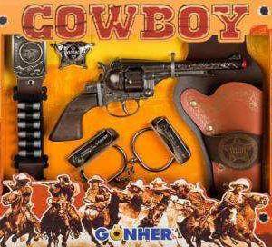 Estuche Cow-Boy 12 Tiros