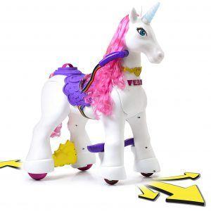 Unicornio Eléctrico para niños