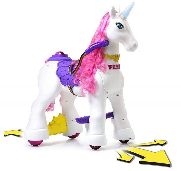Unicornio Eléctrico para niños 3