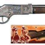 Rifle de Palanca estilo Cowboy
