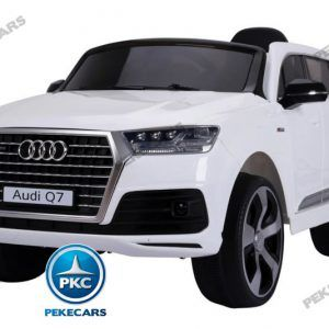 Audi Q7 S-Line 12V 2.4G Blanco