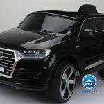 Audi Q7 S-Line 12V 2.4G Negro