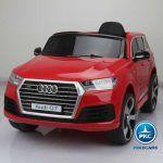 Audi Q7 S-Line 12V 2.4G Rojo