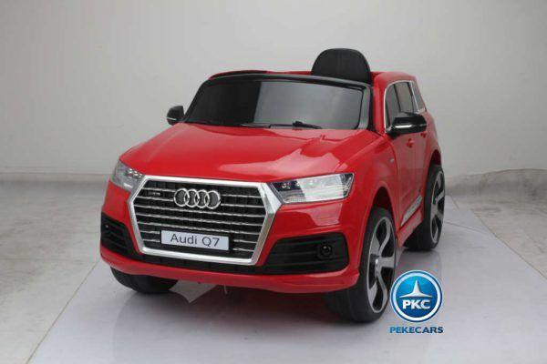 Audi Q7 S-Line 12V 2.4G Rojo 3
