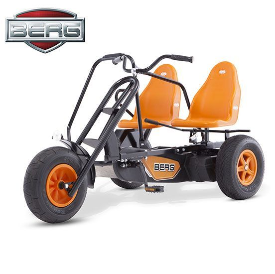 KART A PEDALES BERG DUO CHOPPER BFR 3