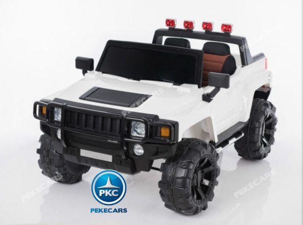 BIG Hummer Style 12V Blanco 3