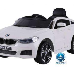 BMW 6 GT 12V 2.4G Blanco
