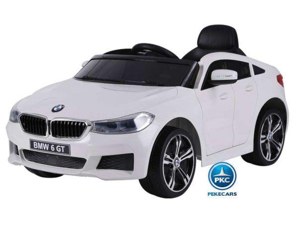 BMW 6 GT 12V 2.4G Blanco 3