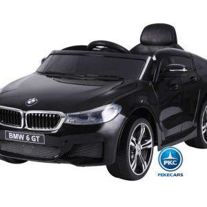 BMW 6 GT 12V 2.4G Negro
