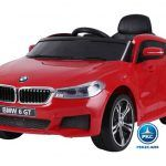 BMW 6 GT 12V 2.4G Rojo