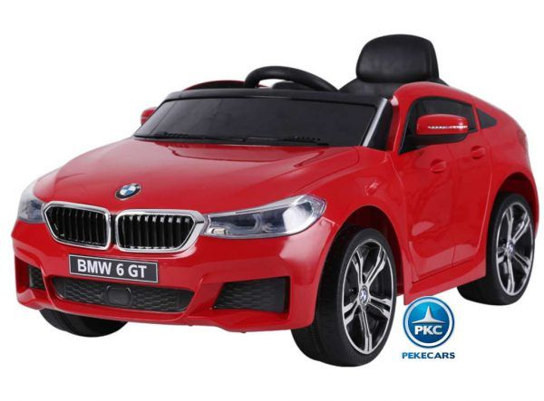 BMW 6 GT 12V 2.4G Rojo 3