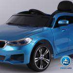 BMW 6 GT 12V 2.4G Azul Metalizado