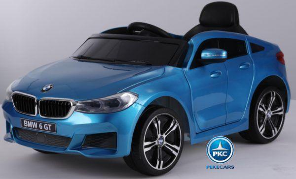 BMW 6 GT 12V 2.4G Azul Metalizado 3