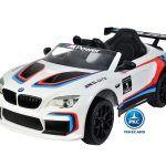 BMW M6 GT3 12V 2.4G Blanco