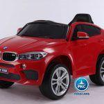 BMW X6M 12V 2.4G Rojo
