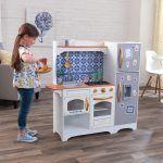 Cocina Mosaico Magnetica de Kidkraft