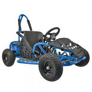 Kart Eléctrico Pekecars 48V 1000W Azul