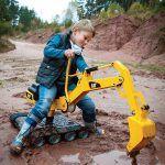 Excavadora Cat Rolly
